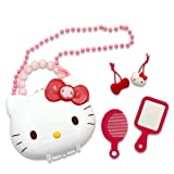 Hello Kitty Purse with Strap and Accessories from