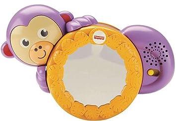 743ca0f656b1 Fisher-Price Monito gatea conmigo, juguete gateo, bebé +3 meses (Mattel  FHF75): Amazon.es: Juguetes y juegos