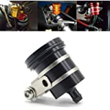 Motorcycle Aluminum Brake Clutch Fluid Reservoir Front or Rear Oil Cup For Yamaha YZF R1 R3 R6 R25 R15 R125 MT01 MT03…