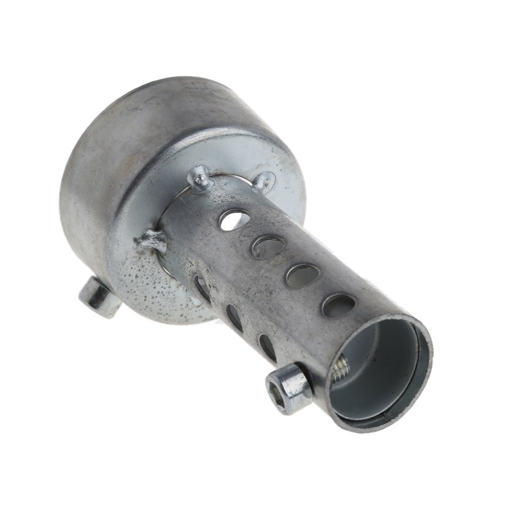 DB Killer Silencer Noise Sound Eliminator verstellbar FXCO Schalld/ämpfer