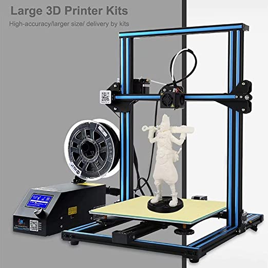 Laecabv Creality CR-10S 3D Printer Impresora 3D - Kit de ...