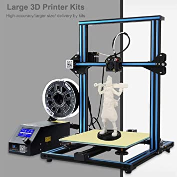 Laecabv Creality CR-10S 3D Printer Impresora 3D - Kit de trabajo ...
