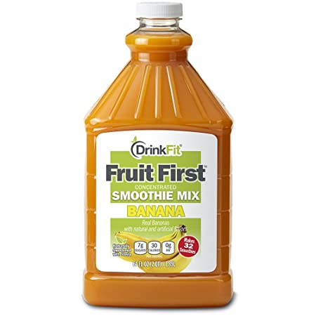 Review DrinkFit Blender Smoothie Mix