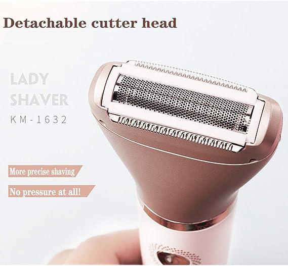 Shaver-F Depiladora Femenina Intima, Depiladora Eléctrica ...
