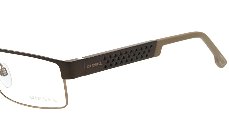 9e2c0006e4 Amazon.com  Diesel Eyeglasses DL 5020 BROWN 050 DL5020  Diesel  Clothing