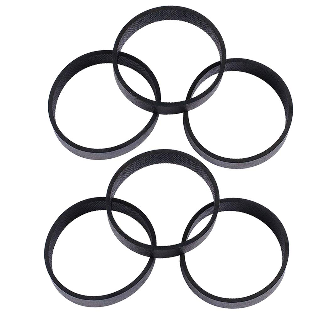 Mumaxun 6pcs Replacement 301291 Vacuum Cleaner Belt for Kirby Sentria Generation 3 4 5 6 7 G10 D and More