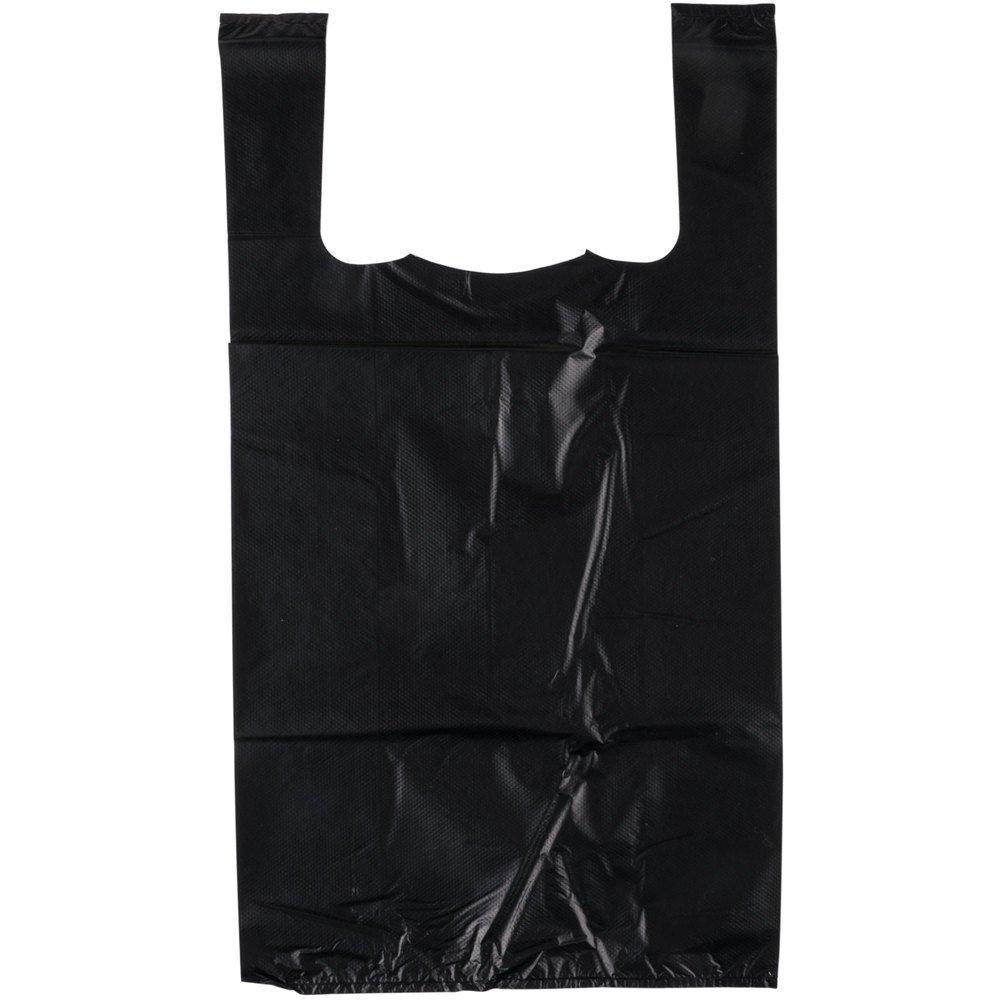 Rainbow 1/8B, 1/8-size negro camiseta de plástico para ...