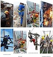 Arnés de Escalada Arnés Seguridad Trabajo de Protección Contra ...