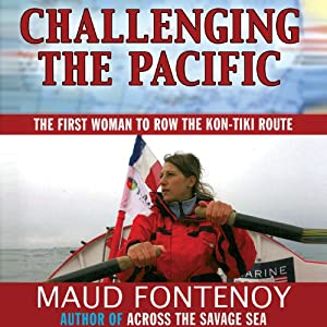 Challenging the Pacific Audiobook
