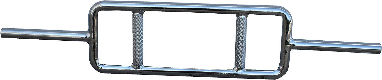 barra de b/íceps b/íceps Lisaro incluye 2 Collar barra de b/íceps Barra para tr/íceps de 25 mm sin rosca de acero tr/íceps