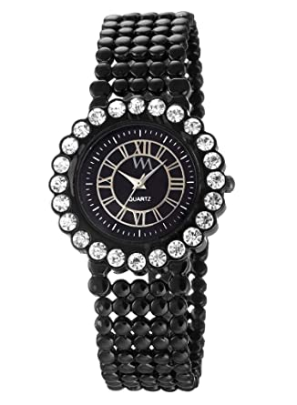 5efef4e24b1 Buy Watch Me Analogue Black Dial Women s   Girl s Watch - WMAL-126twm  Online at Low Prices in India - Amazon.in