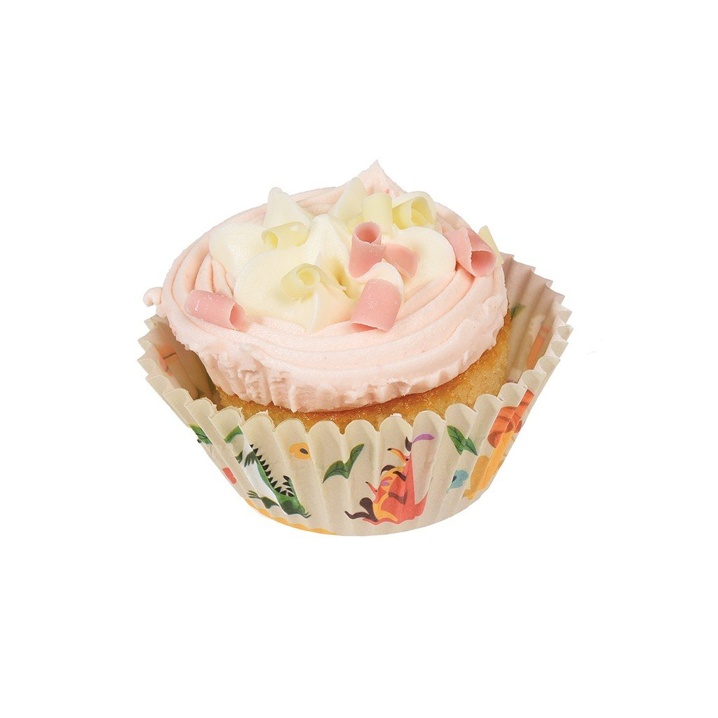Set Of 50 Colourful Creatures Cupcake Cases Muffin Cases