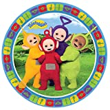 Amscan International 9901189 23cm Teletubbies Paper Plate
