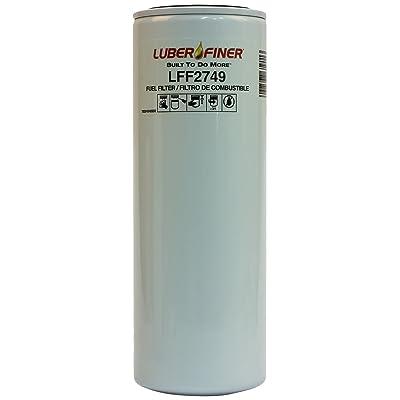 Luber-finer LFF2749 Heavy Duty Fuel Filter: Automotive