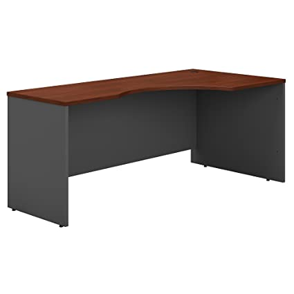 Exceptionnel Bush Business Furniture Series C 72W Right Handed Corner Desk In Hansen  Cherry