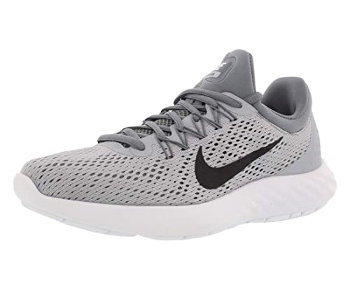 11010426be1b6 Nike Women s Lunar Skyelux Running Shoe Wolf Grey Black Cool Grey White 8  B(M) US  Amazon.in  Shoes   Handbags