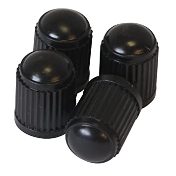 ulooie plástico tapón de la válvula para bicicleta neumático de coche rueda de bicicleta Llantas Accesorios (negro): Amazon.es: Deportes y aire libre