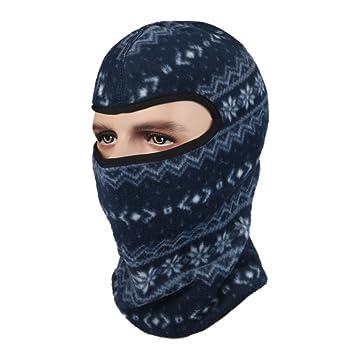 Al aire libre camuflaje pasamontañas capucha Ninja al aire ...