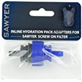 Sawyer Products SP110 Inline Hydration Pack Adapters for Screw On Filter