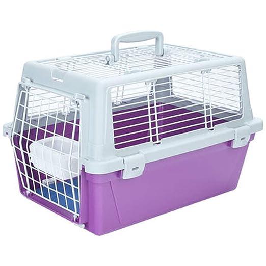 KYEEY Jaula para Mascotas de Viaje Flight Case Mascotas Perros y ...
