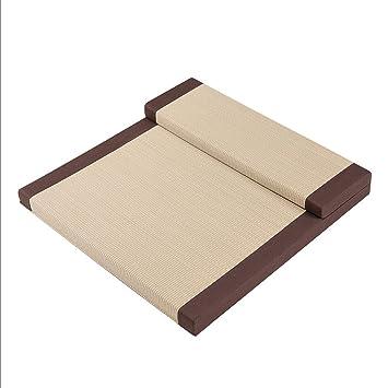 Cyt Futon Cushion Home Portable Yoga Plegamiento ...