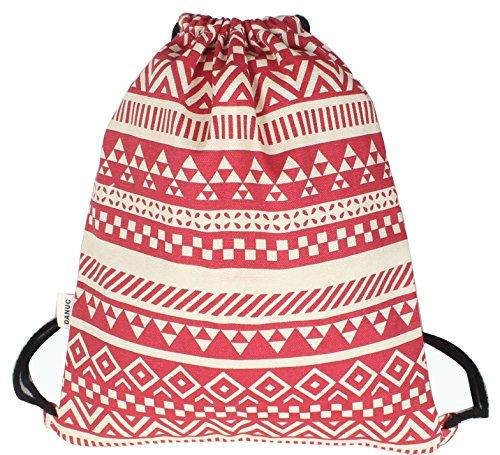 DANUC Drawstring Backpack School Travel product image