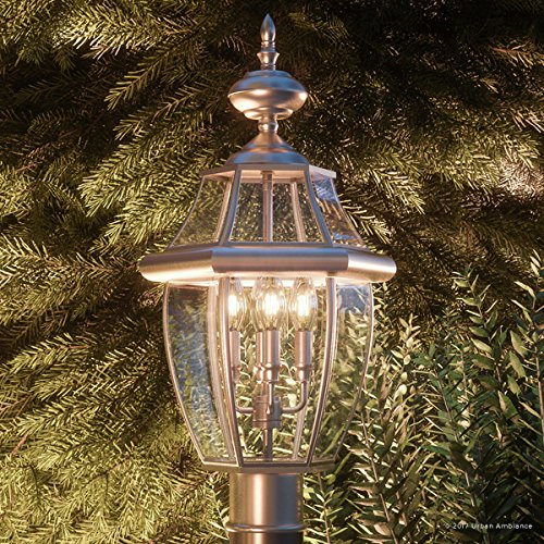Outdoor Lighting For Colonial Style Home - 7