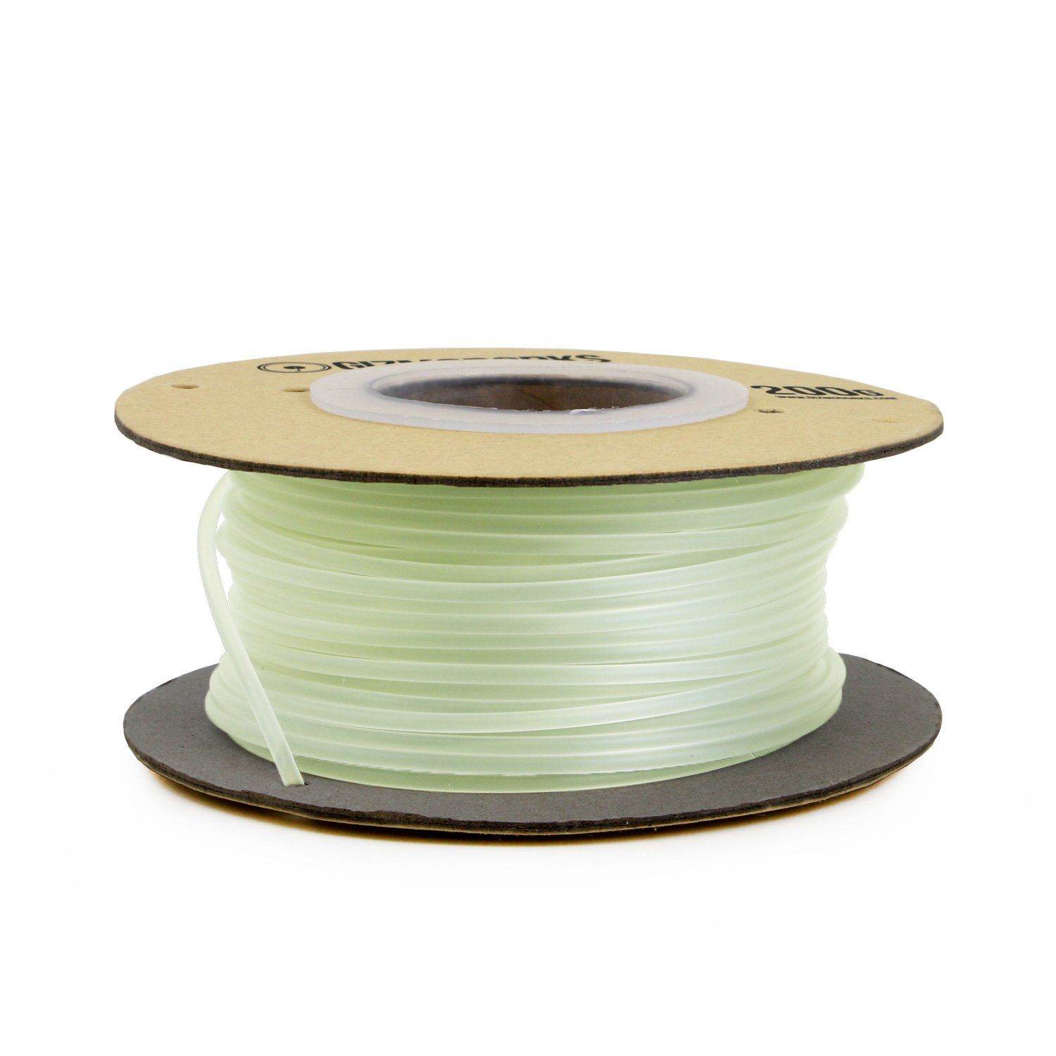 Gizmo Dorks ABS Filament for 3D Printers 1.75mm 200g Glow in The Dark
