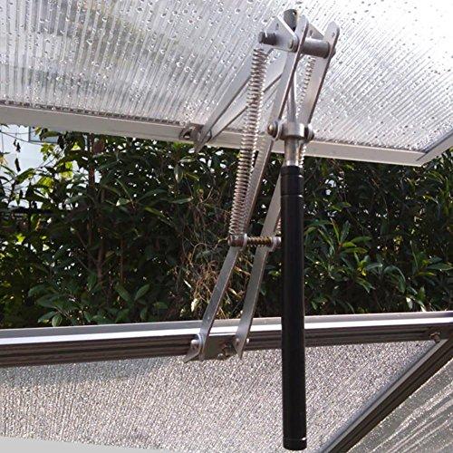 Herva Automatic Window Opener, Solar Heat Sensitive Window Opener for Greenhouses by Herva (Image #4)