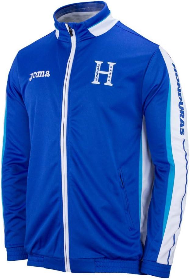 Joma Honduras (Azul) Chaqueta de chándal 2014, Hombre, Azul Real ...