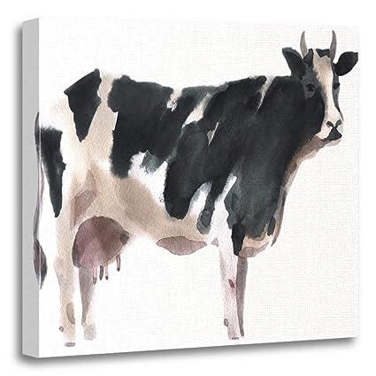 Amazon Com Emvency Painting Canvas Print Artwork Decorative Print