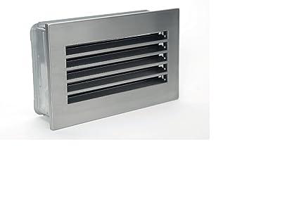 Tec kg3515mesm CB - Rejilla de aire frío acero inoxidable ...