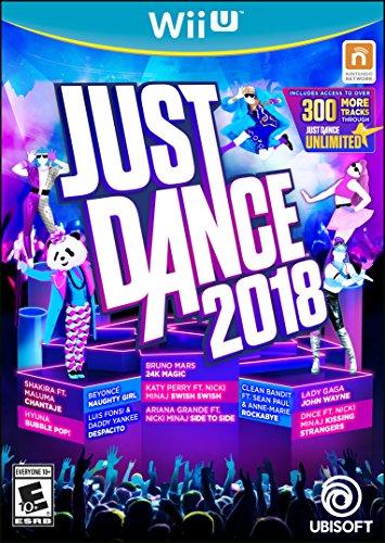 Just Dance 2018 - Wii U