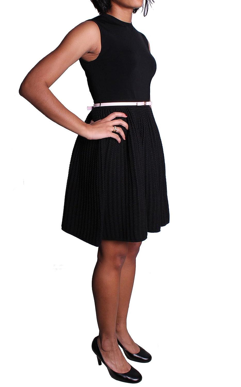 Ted Baker mujer nitcha vestido - negro - : Amazon.es: Ropa y ...