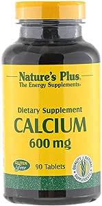 Nature's Plus Calcium Elemental 90s, 600 Mg