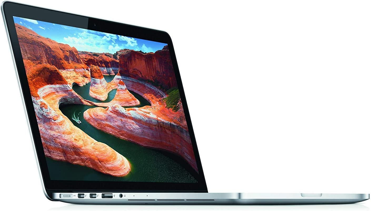 Apple MacBook Pro MD213LL/A 13.3-Inch Laptop with Retina Display (Renewed)