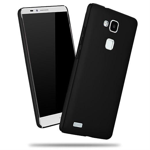 5 opinioni per Bllosem Huawei Mate 7 Cover Alta qualità Ultra magro Exquisite sensibilità reale