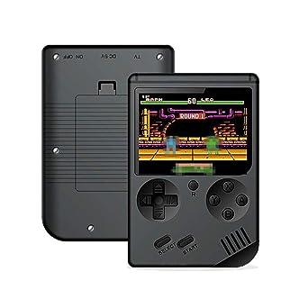 Dispositivo de juego de mano RS-6A Retro Portátil Mini consola de juegos portátil 8