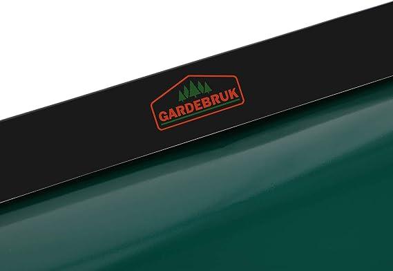 Gardebruk Rodillo para jardín Aplanador de césped y superficies ...