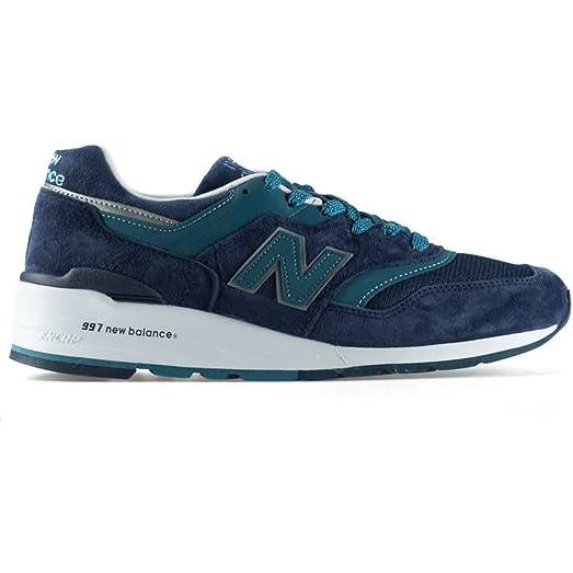 new balance blau 45