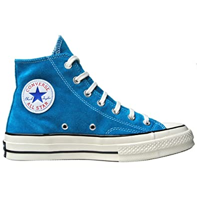 meet ca06c 37a24 Converse Chucks All Star 149442 EU: 39 UK: 6 Blau Leder ...
