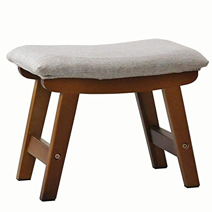 Peachy Amazon Com Hubble Bubble Wooden Stool Small Seat Shoe Bench Ocoug Best Dining Table And Chair Ideas Images Ocougorg