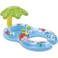 Intex Flotador Inflable para Bebés de Palmera