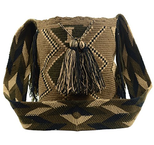 Large Design Bag Mochila 2442 Wayuu 5w8C4UCq