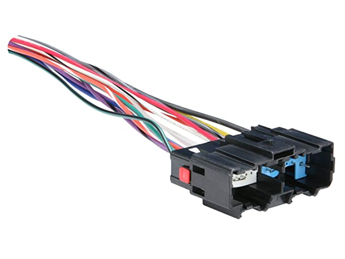 amazon com metra 70 2202 wiring harness for 2006 saturn vue ion rh amazon com 2003 saturn vue wiring harness saturn vue wiring harness