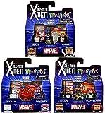 Marvel Minimates All New X-men Series 59 Complete Set of 3 Mini Figure 2-packs