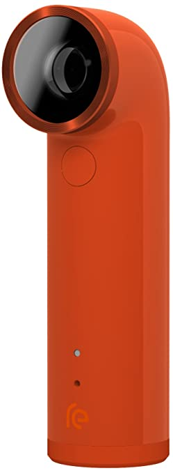 226 opinioni per HTC RE Camera da 16 MP, Arancio