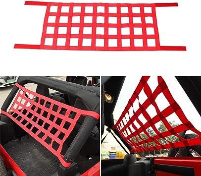 RT-TCZ New Style Black Car Roof hammock Car Bed Rest For 1997-2019 Jeep Wrangler TJ,JK,JKU,JL,JLU