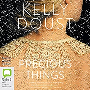 Precious Things Audiobook