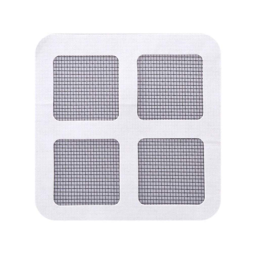 Cutogain 5/10/20 Pcs Window Door Screen Repair Patches Back Adhesive Net Fix Rips Holes Damaged Mesh
